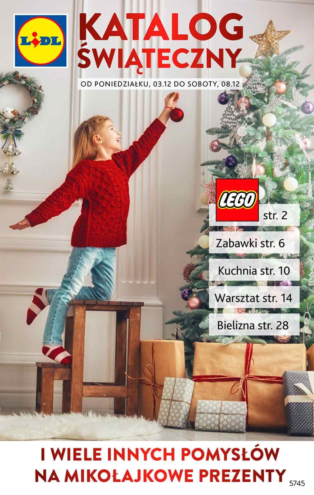 Gazetka promocyjna Lidl do 08/12/2018 str.1