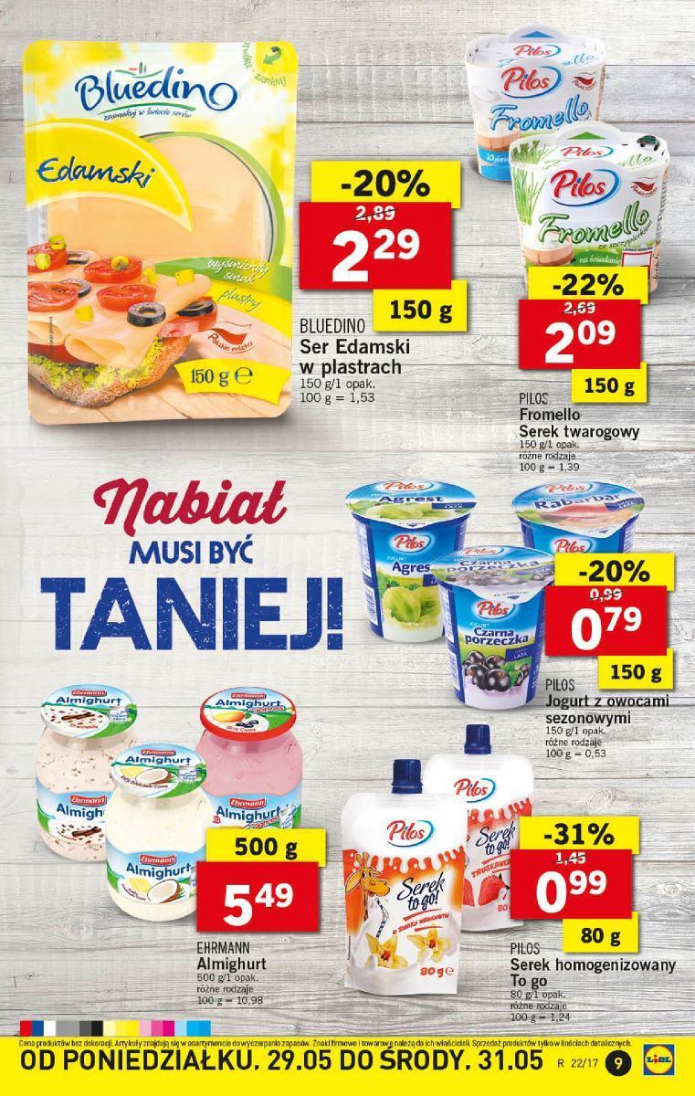 Gazetka promocyjna Lidl do 31/05/2017 str.8