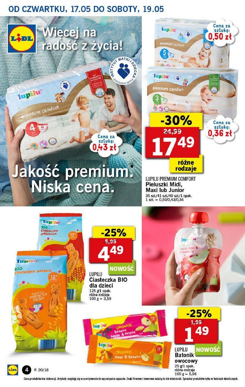 Gazetka promocyjna Lidl do 19/05/2018 str.3