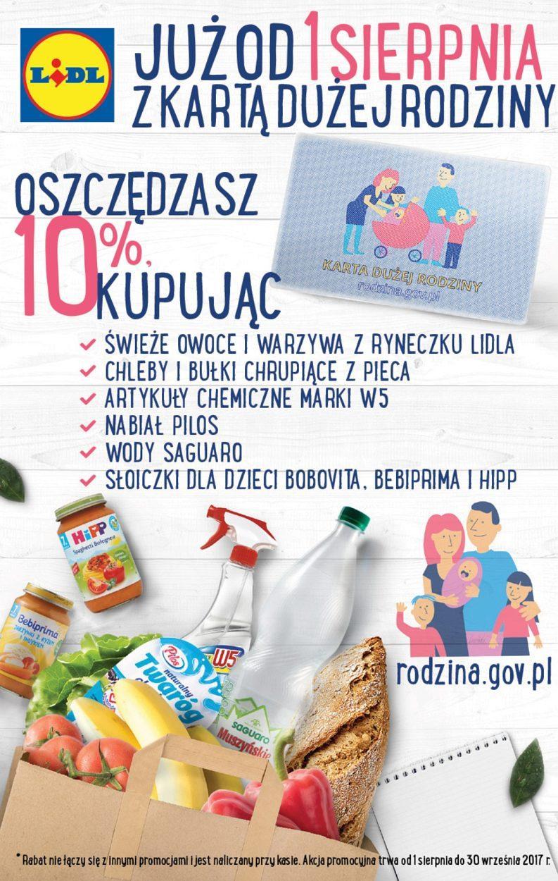 Gazetka Promocyjna I Reklamowa Lidl Gazetka Niebieska Od 04 09
