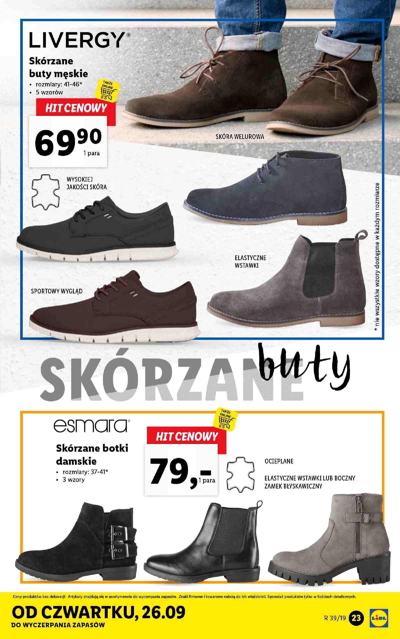 Gazetka promocyjna Lidl do 29/09/2019 str.22