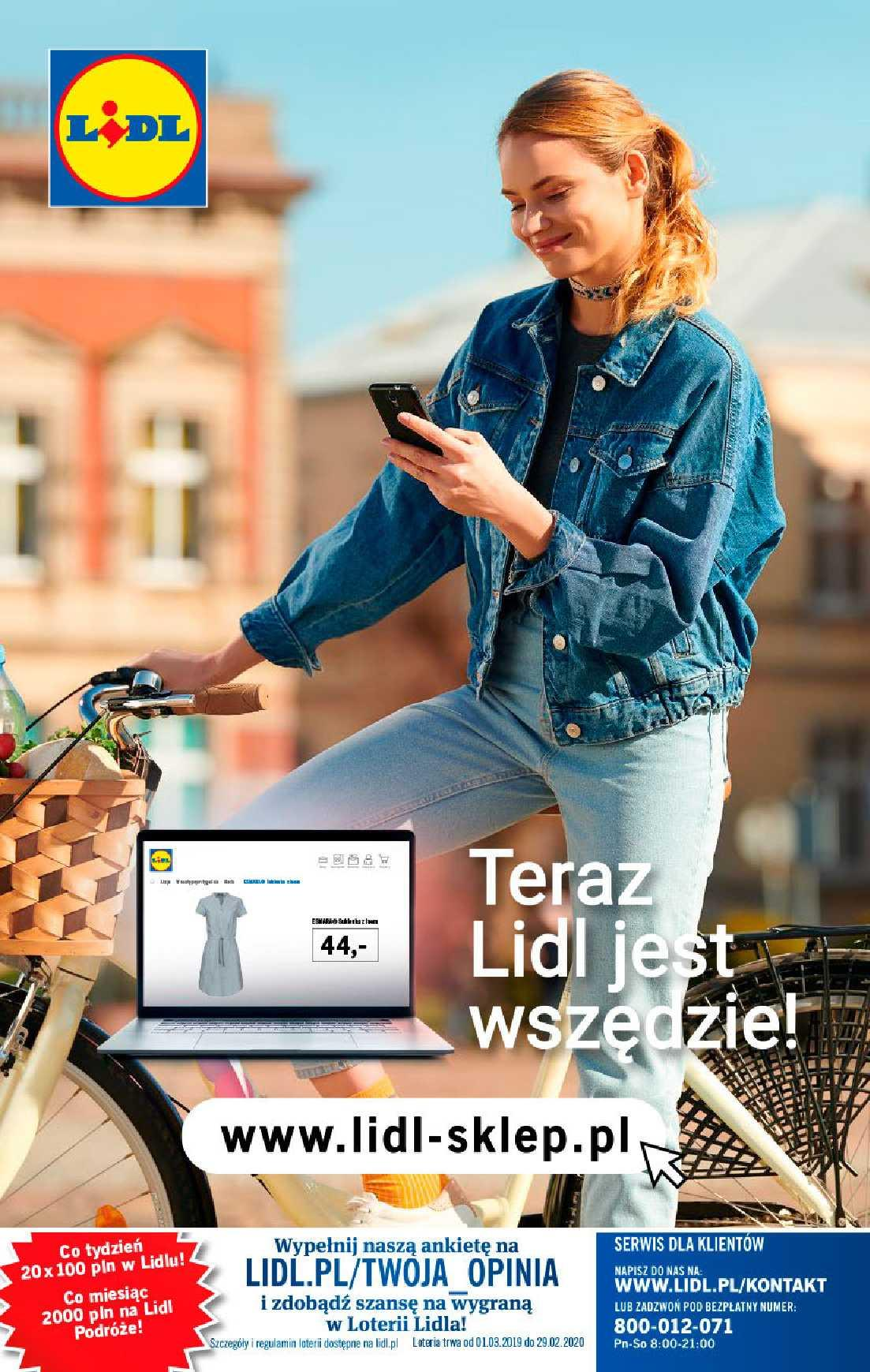 Gazetka promocyjna Lidl do 02/06/2019 str.40