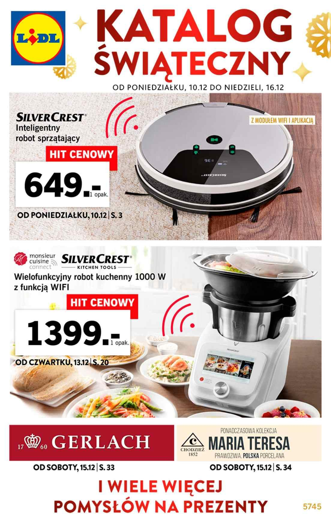 Lidl Thermomix 2021