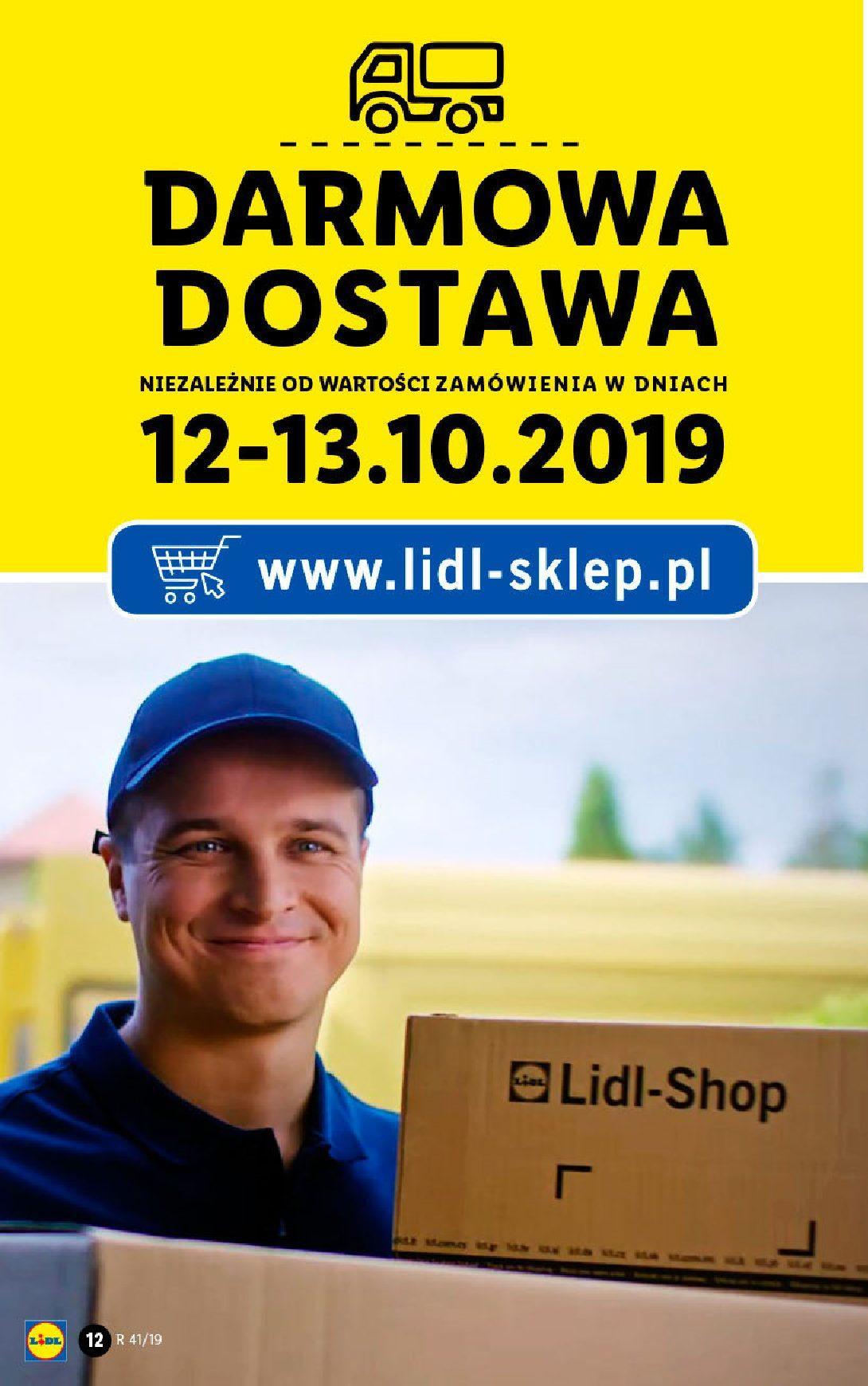 Gazetka promocyjna Lidl do 12/10/2019 str.12