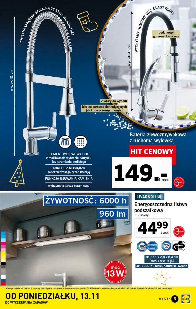 Biedronka Bateria Kuchenna.Gazetka Promocyjna I Reklamowa Lidl Lidl Od 13 10 Od 13 11 2017 Do 19 11 2017 S 5