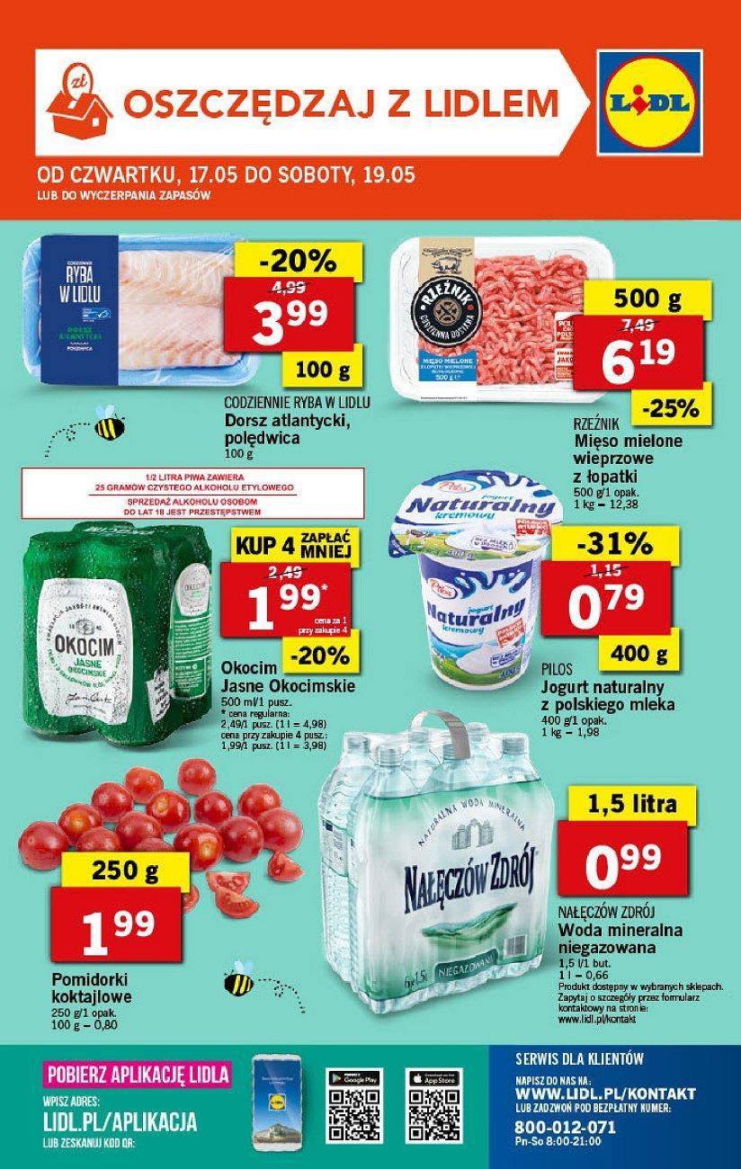 Gazetka promocyjna Lidl do 19/05/2018 str.32