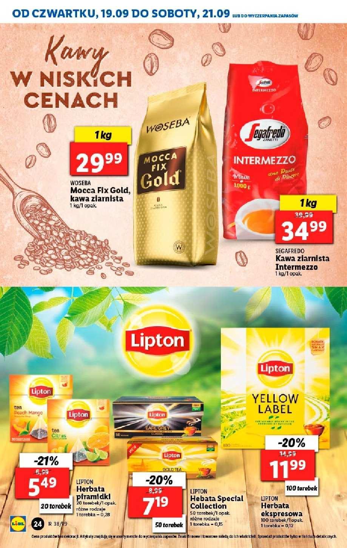 Gazetka promocyjna Lidl do 22/09/2019 str.23