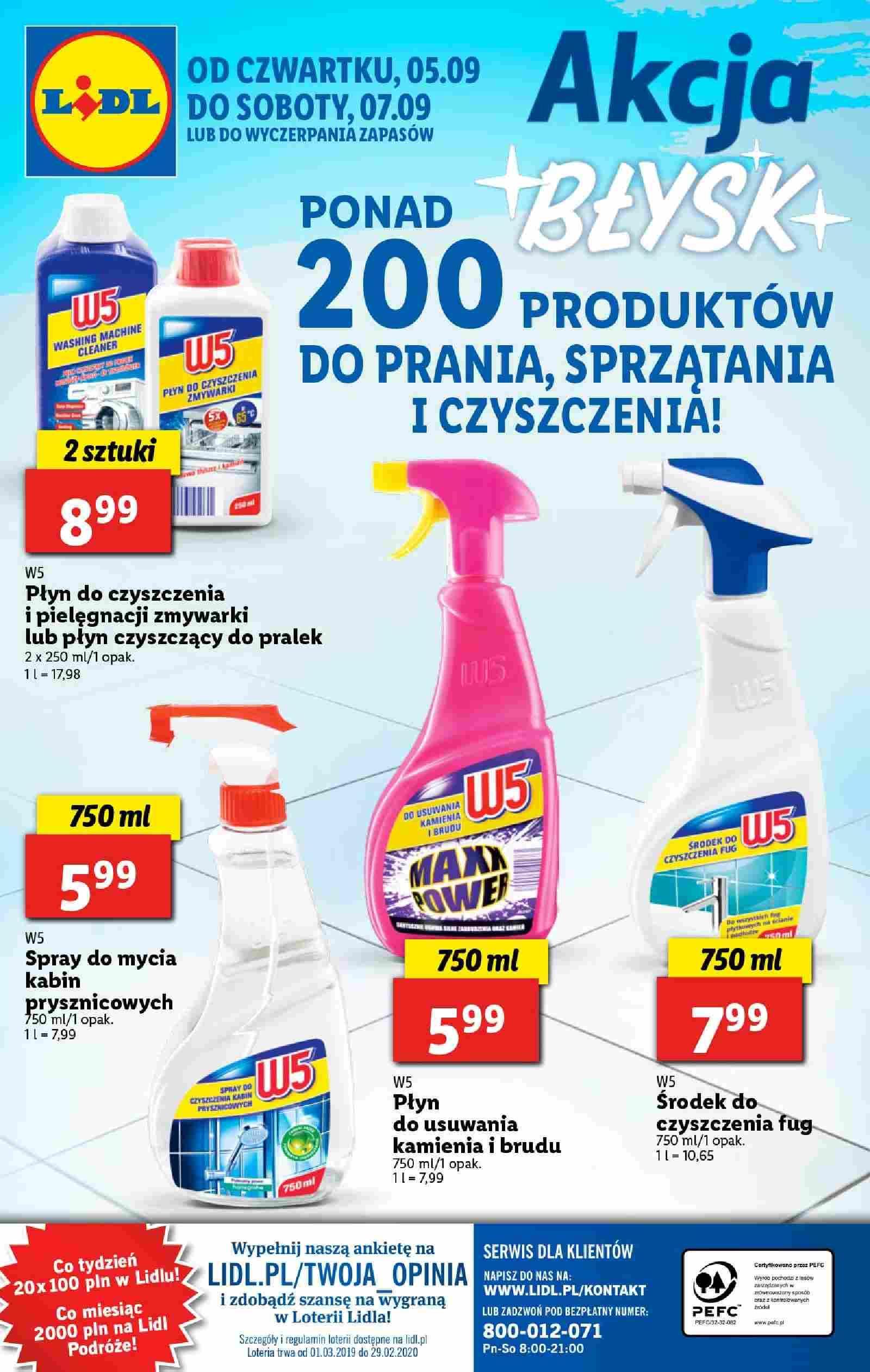 Gazetka promocyjna Lidl do 07/09/2019 str.39