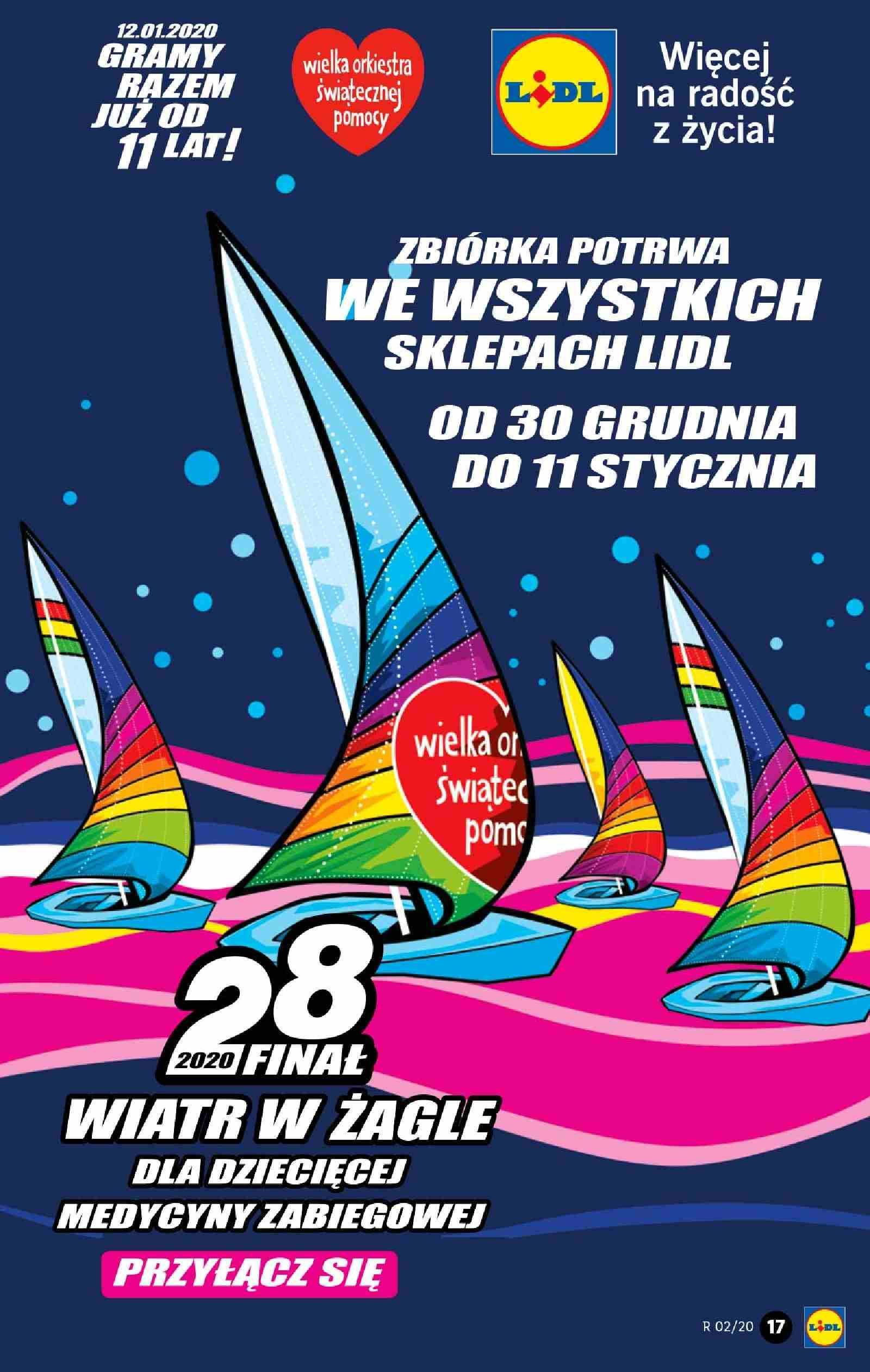 Gazetka promocyjna Lidl do 11/01/2020 str.17
