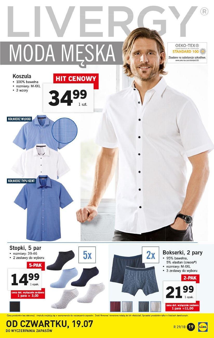 Gazetka promocyjna Lidl do 21/07/2018 str.18