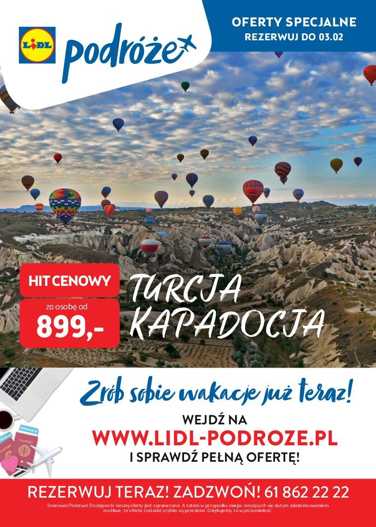 Gazetka promocyjna Lidl do 03/02/2019 str.1