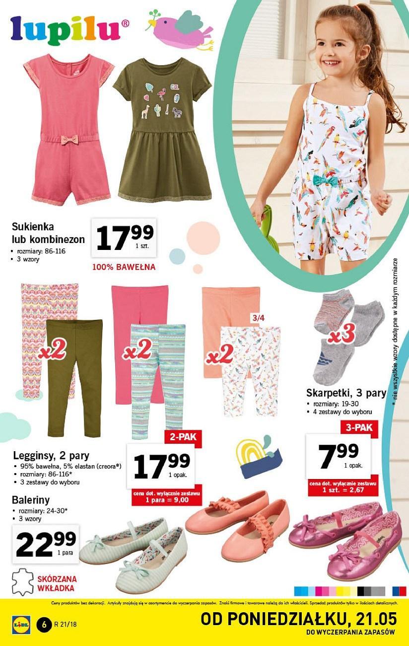 Gazetka promocyjna Lidl do 27/05/2018 str.5