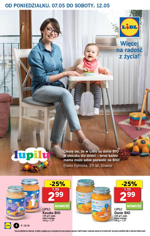 Gazetka promocyjna Lidl do 09/05/2018 str.3
