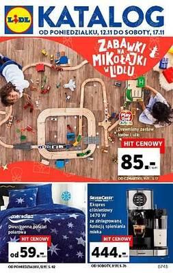 Lidl gazetka - od 12/11/2018 do 17/11/2018