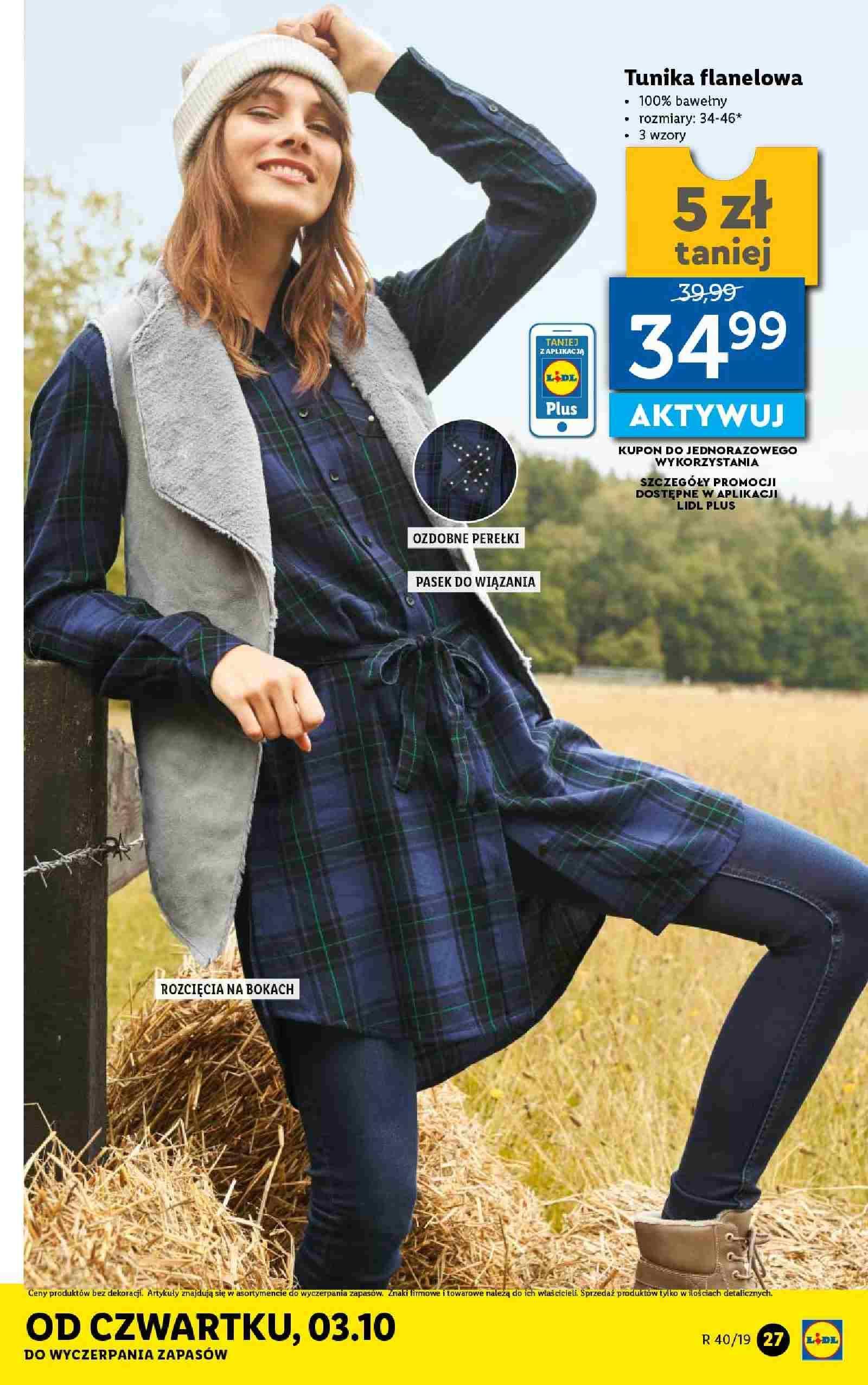 Gazetka promocyjna Lidl do 05/10/2019 str.26