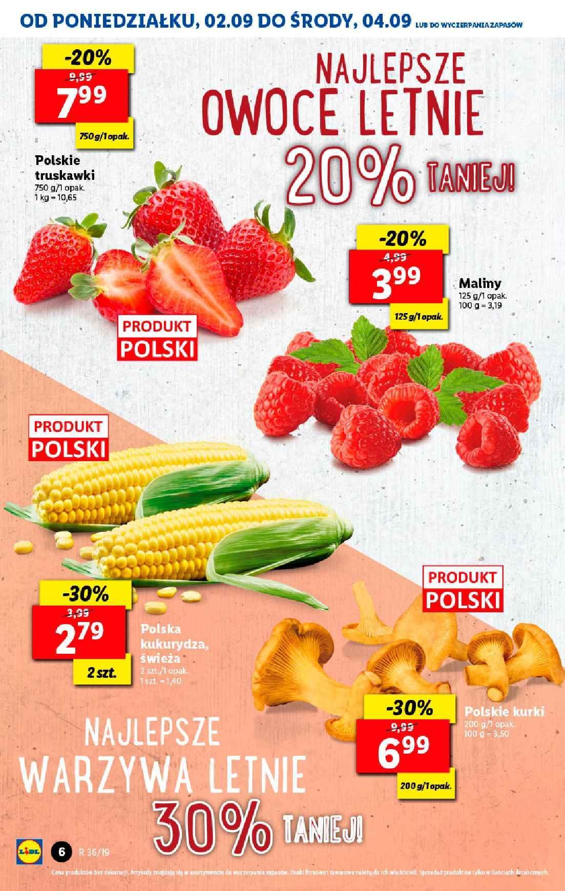 Gazetka promocyjna Lidl do 04/09/2019 str.5