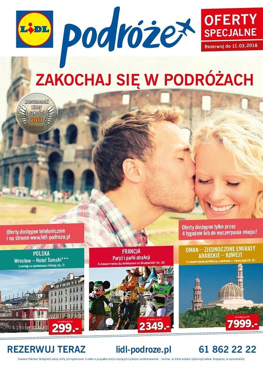 Gazetka promocyjna Lidl do 11/03/2018 str.0