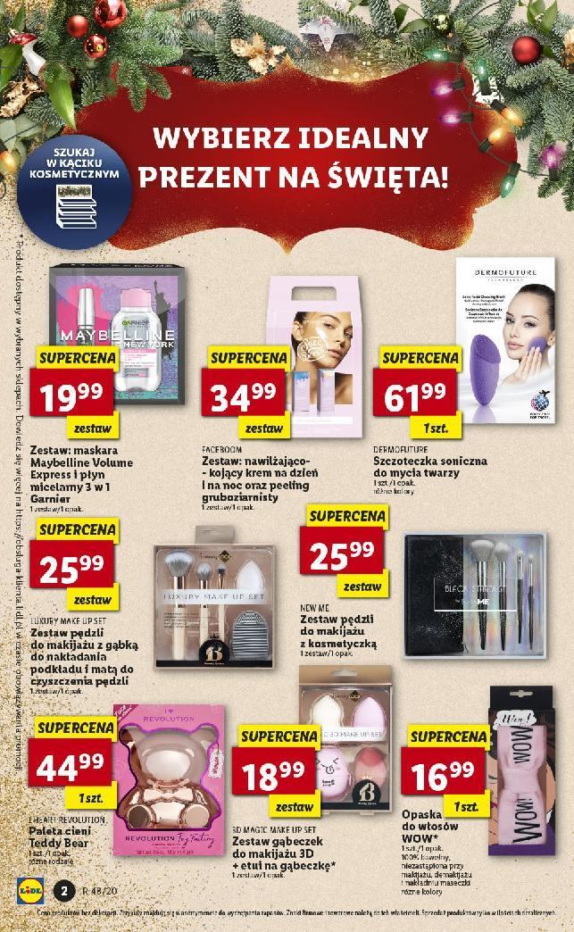 Gazetka promocyjna Lidl do 24/12/2020 str.2