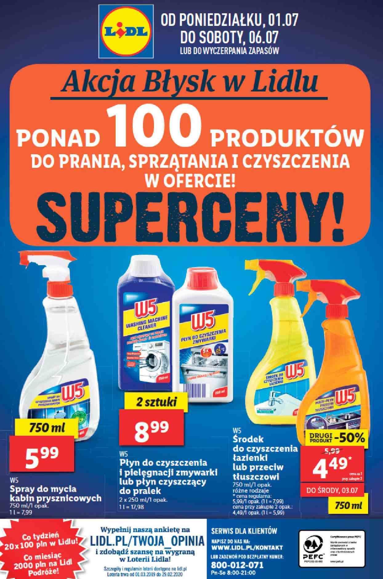 Gazetka promocyjna Lidl do 06/07/2019 str.36