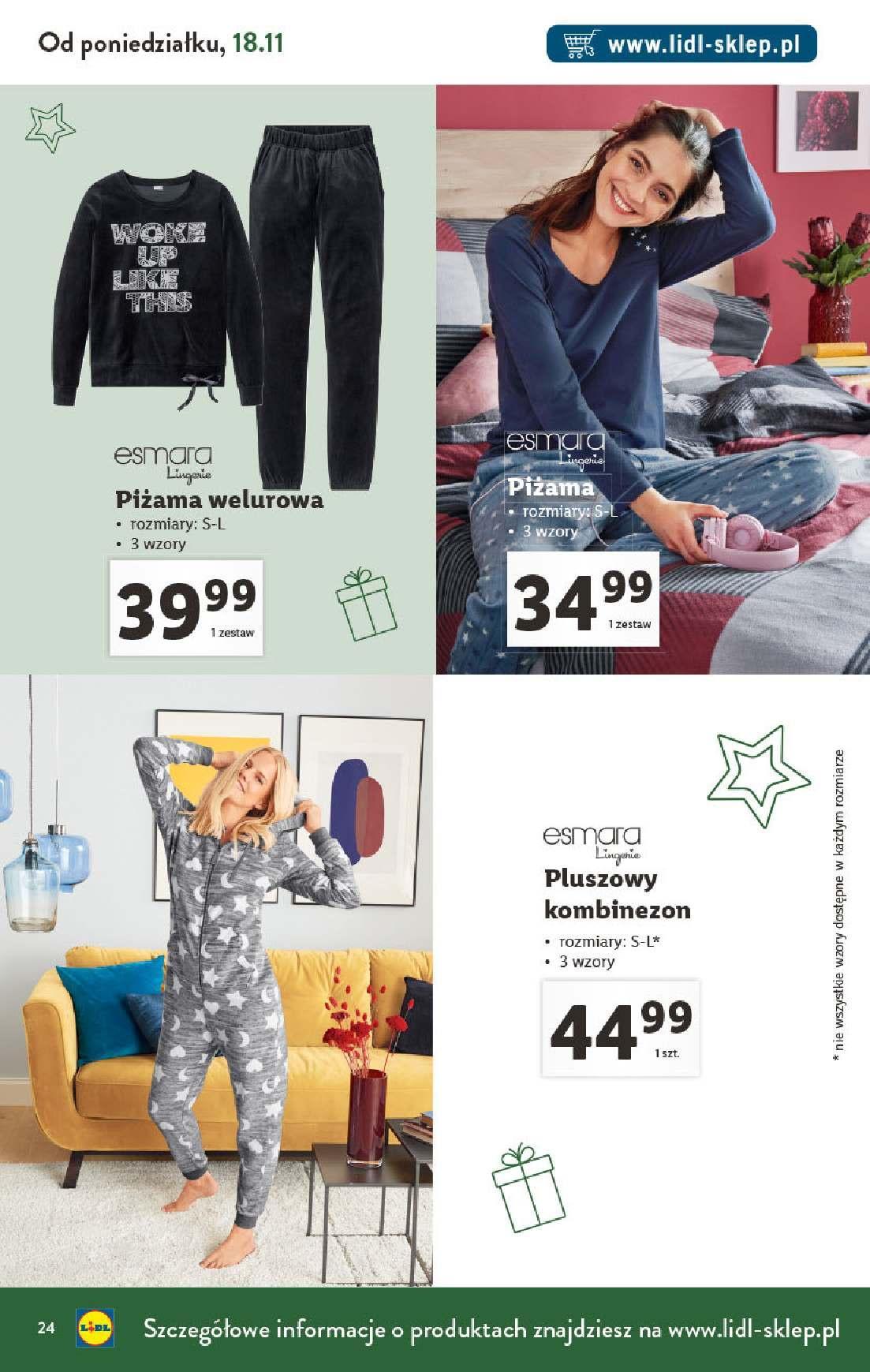 Gazetka promocyjna Lidl do 31/12/2019 str.24