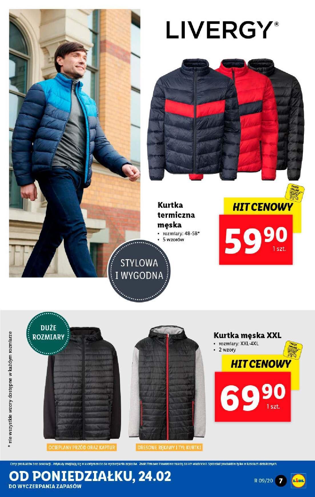 Gazetka promocyjna Lidl do 29/02/2020 str.7