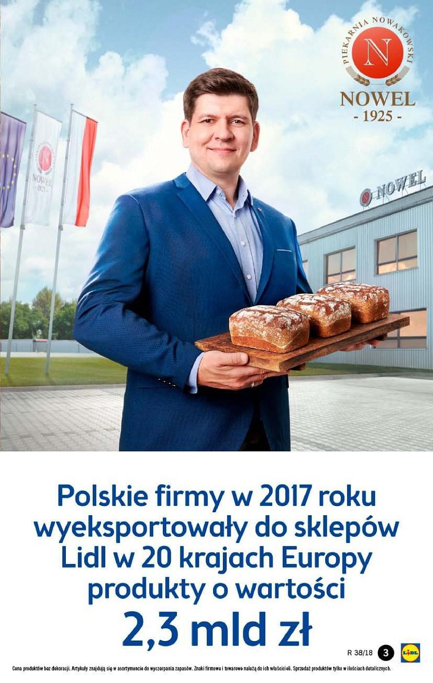 Gazetka promocyjna Lidl do 19/09/2018 str.3