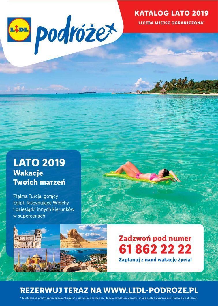 Gazetka promocyjna Lidl do 28/06/2019 str.1