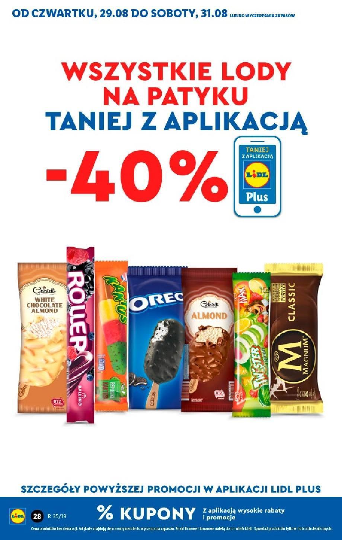 Gazetka promocyjna Lidl do 31/08/2019 str.27