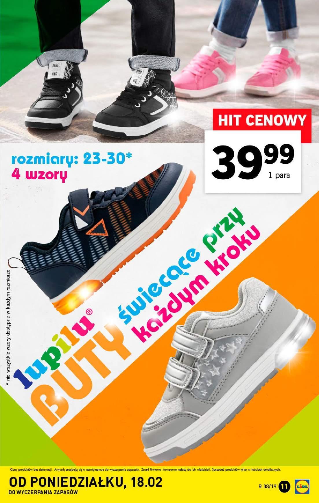 Gazetka promocyjna Lidl do 24/02/2019 str.11