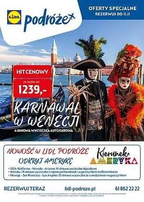 Lidl gazetka - od 15/10/2018 do 11/11/2018