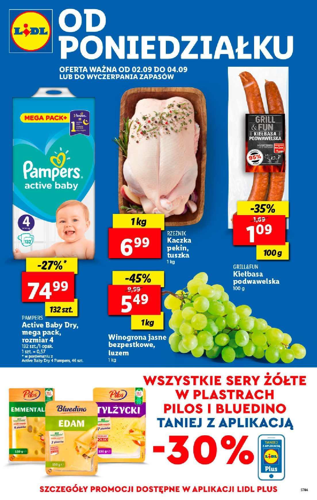 Gazetka promocyjna Lidl do 04/09/2019 str.0