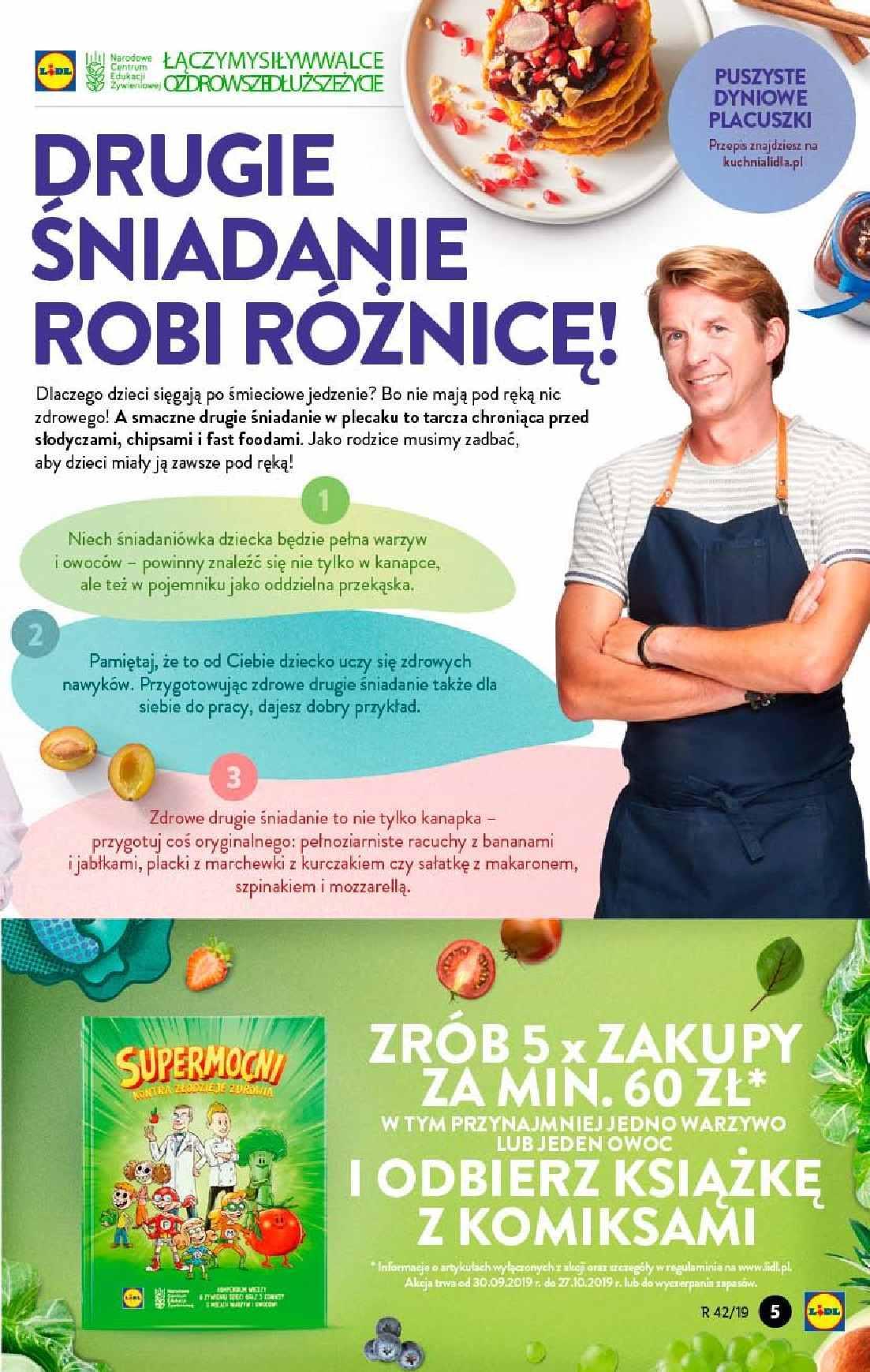 Gazetka promocyjna Lidl do 16/10/2019 str.5