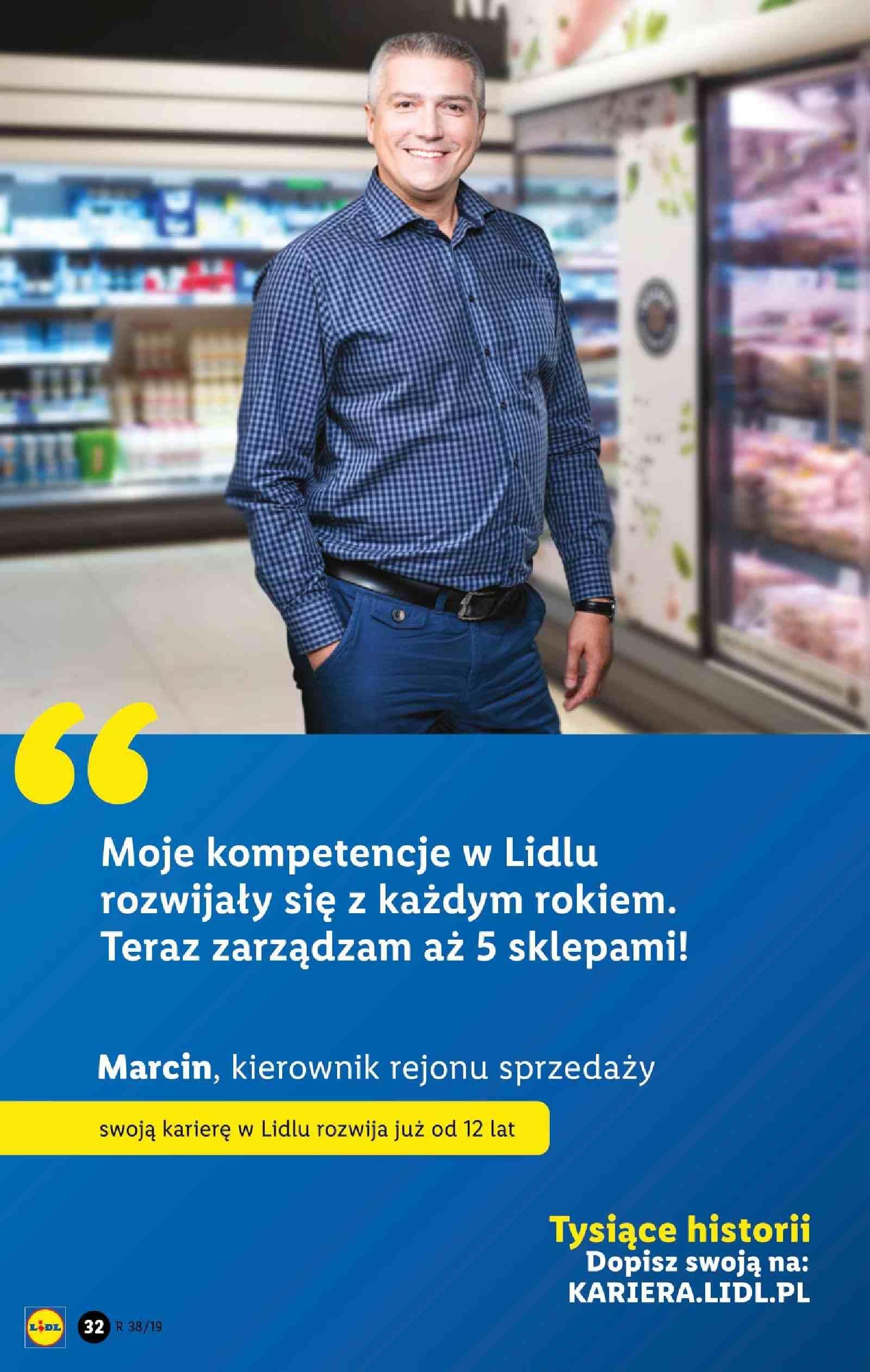 Gazetka promocyjna Lidl do 21/09/2019 str.31