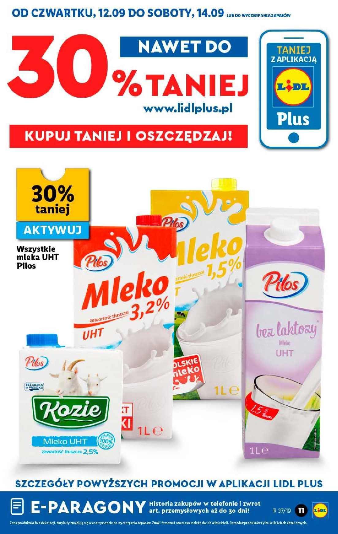 Gazetka promocyjna Lidl do 14/09/2019 str.11
