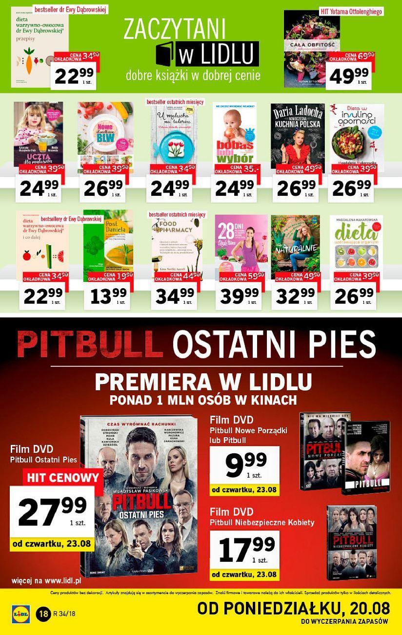 Gazetka promocyjna Lidl do 26/08/2018 str.18