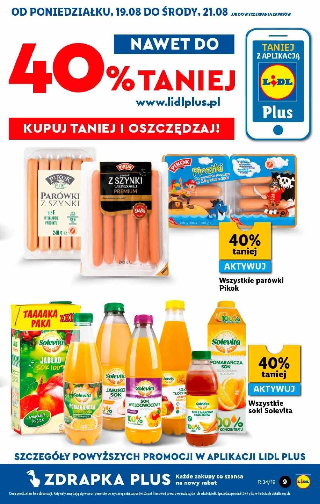 Gazetka promocyjna Lidl do 21/08/2019 str.8