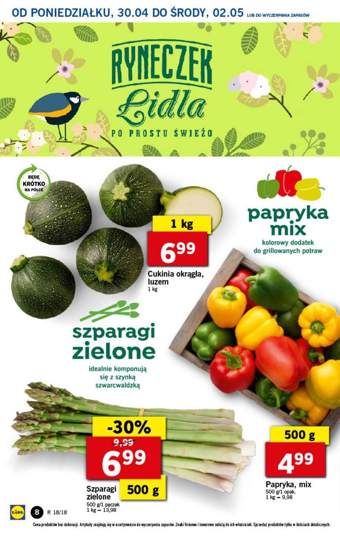 Gazetka promocyjna Lidl do 02/05/2018 str.7