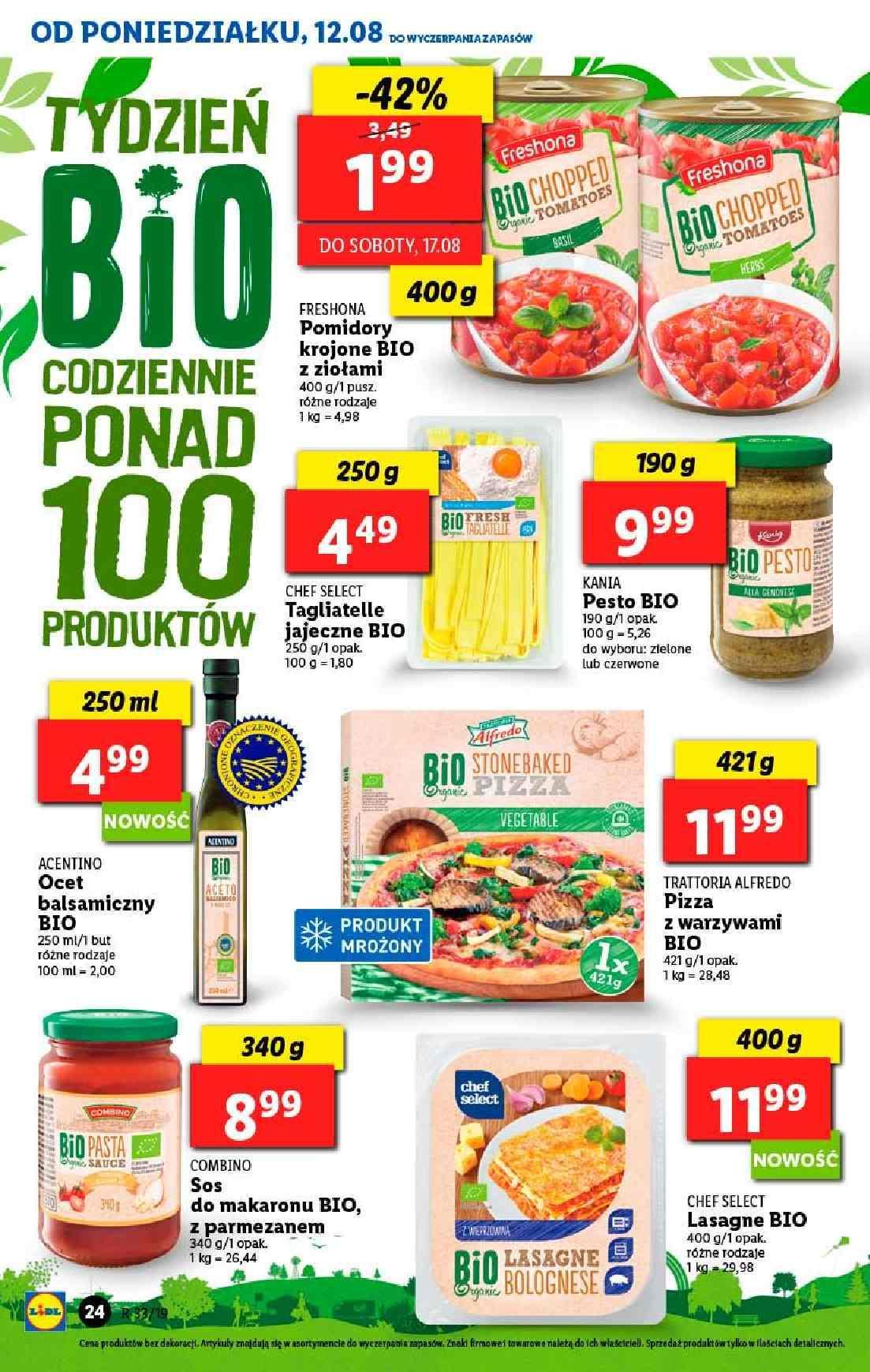 Gazetka promocyjna Lidl do 14/08/2019 str.23