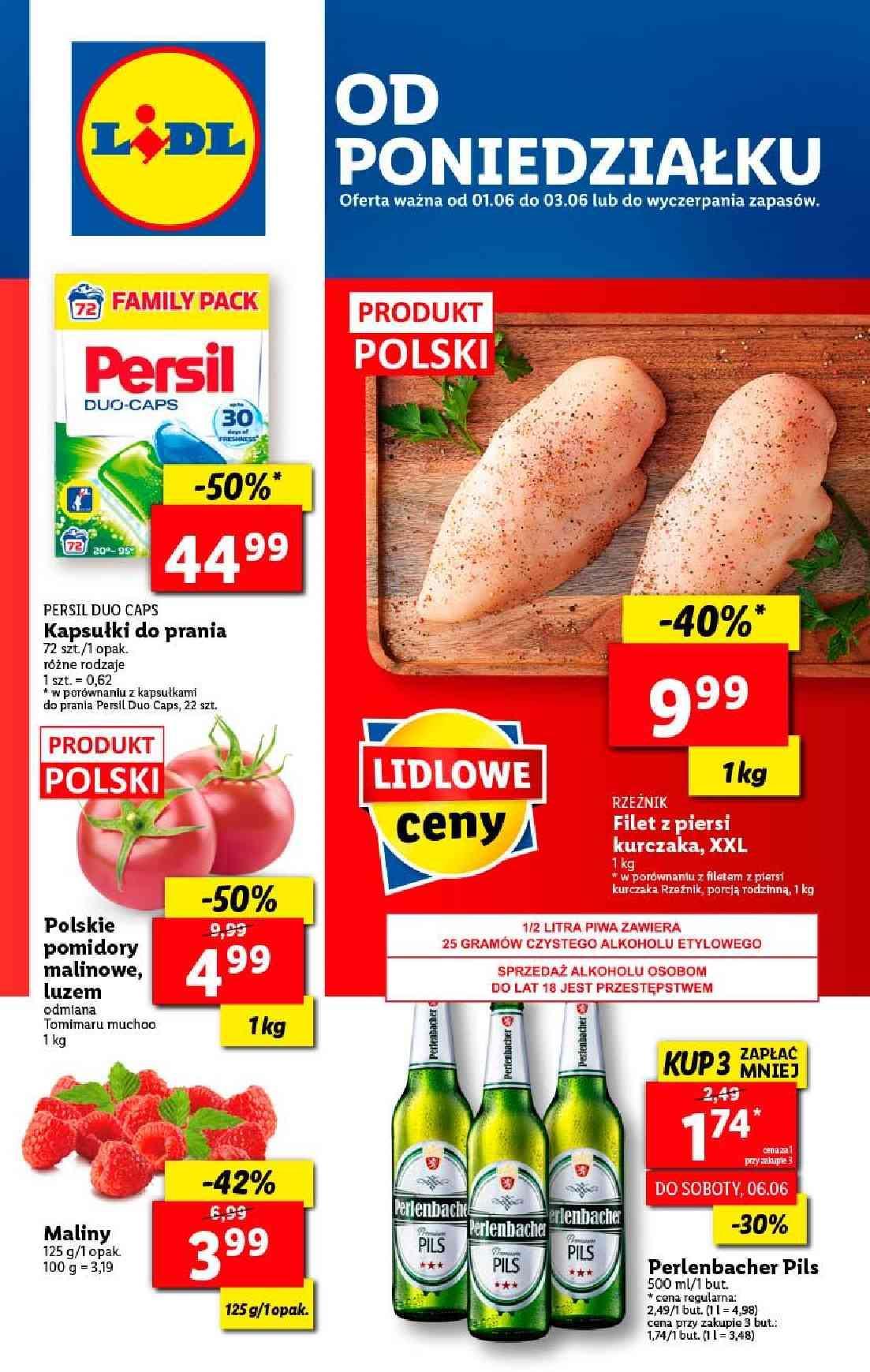 Gazetka promocyjna Lidl do 06/06/2020 str.1