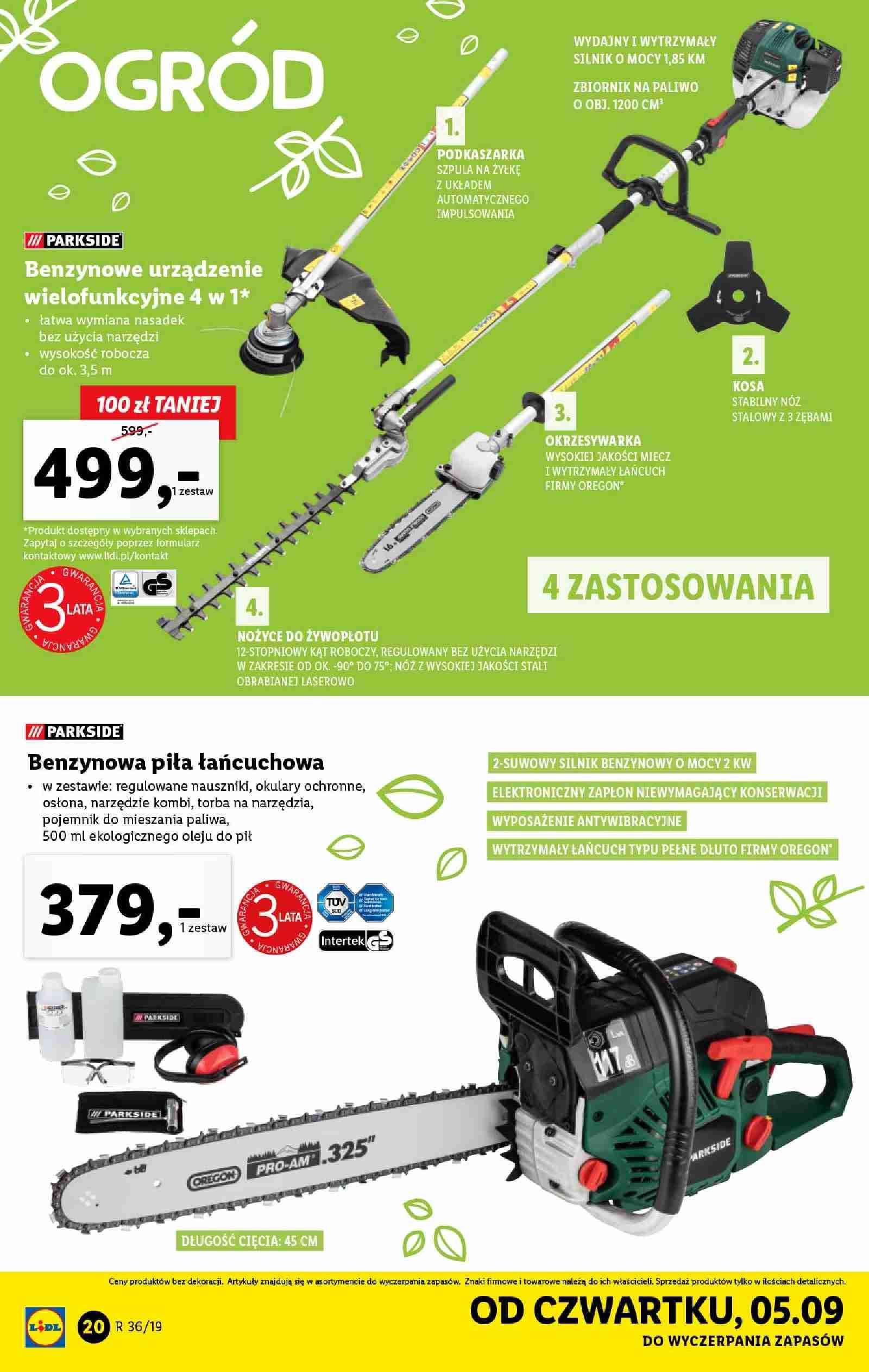 Gazetka promocyjna Lidl do 07/09/2019 str.19