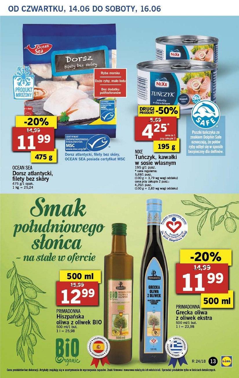 Gazetka promocyjna Lidl do 16/06/2018 str.12