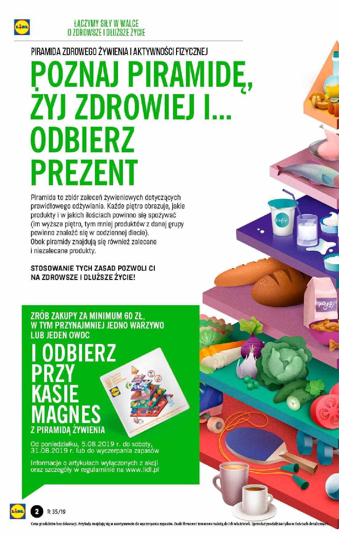 Gazetka promocyjna Lidl do 28/08/2019 str.2