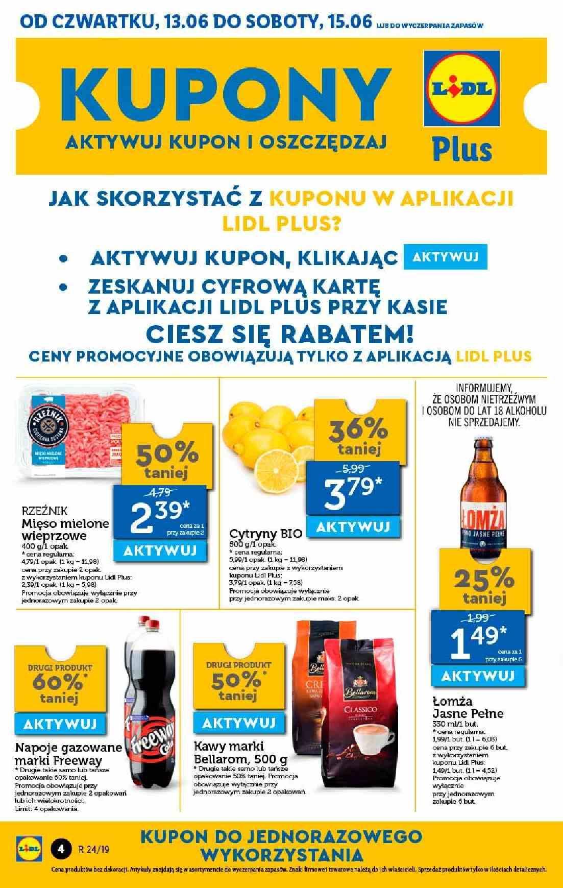 Gazetka promocyjna Lidl do 16/06/2019 str.4
