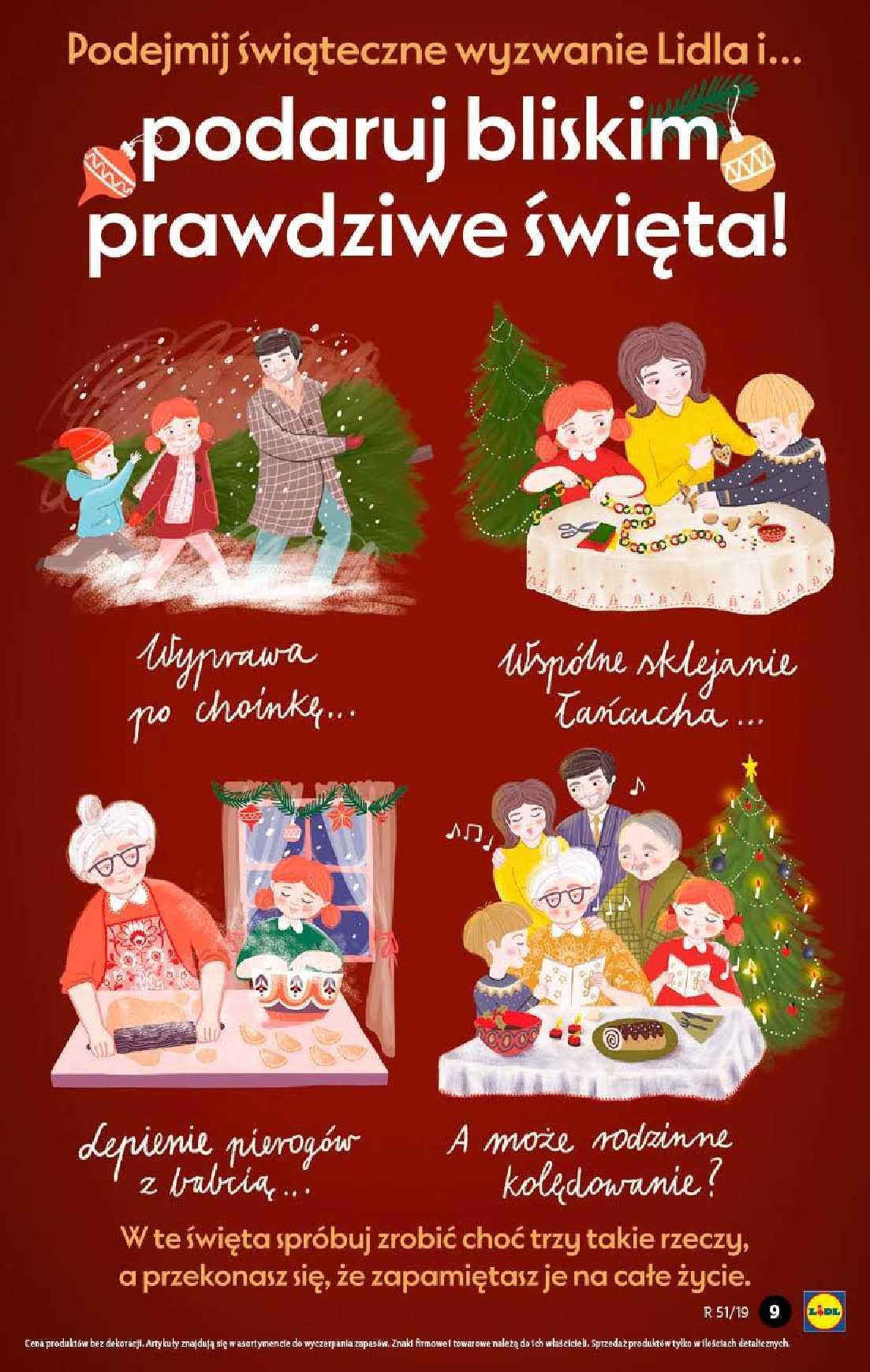 Gazetka promocyjna Lidl do 18/12/2019 str.9