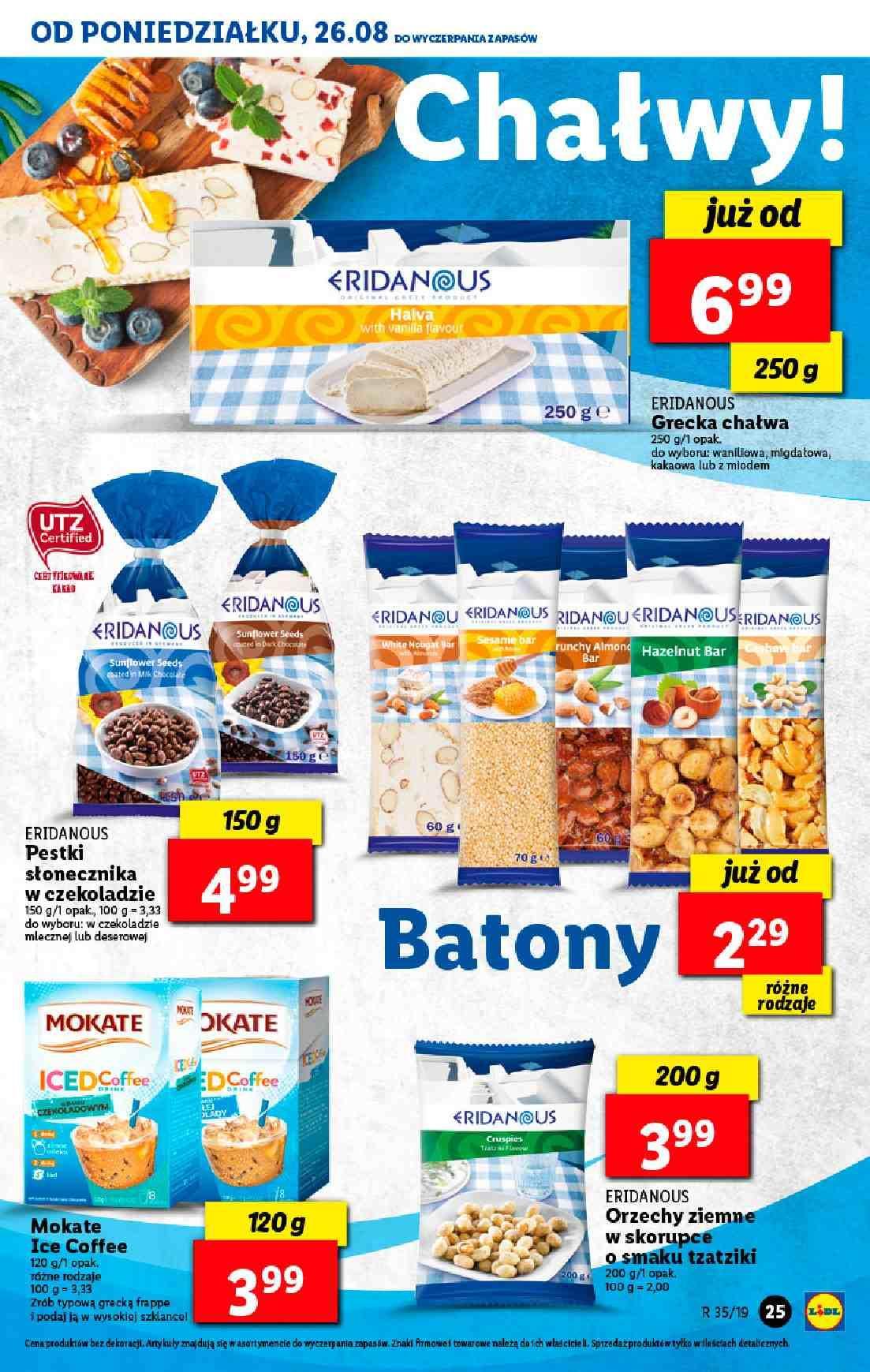 Gazetka promocyjna Lidl do 28/08/2019 str.25