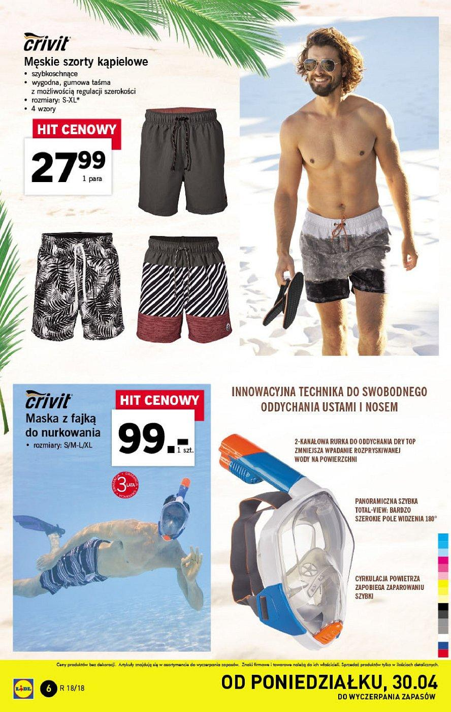 Gazetka promocyjna Lidl do 06/05/2018 str.5