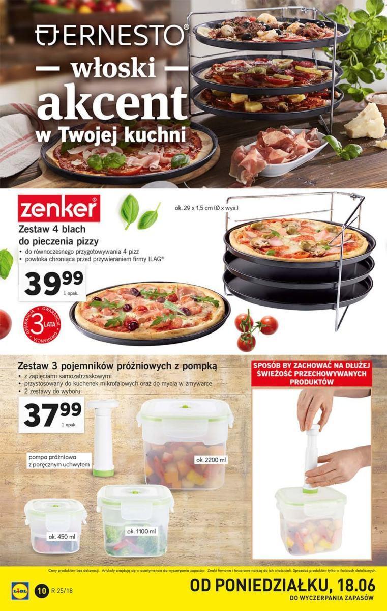 Gazetka promocyjna Lidl do 24/06/2018 str.10