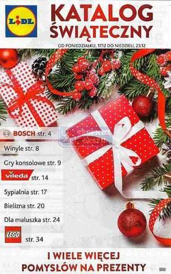 Lidl gazetka - od 17/12/2018 do 23/12/2018