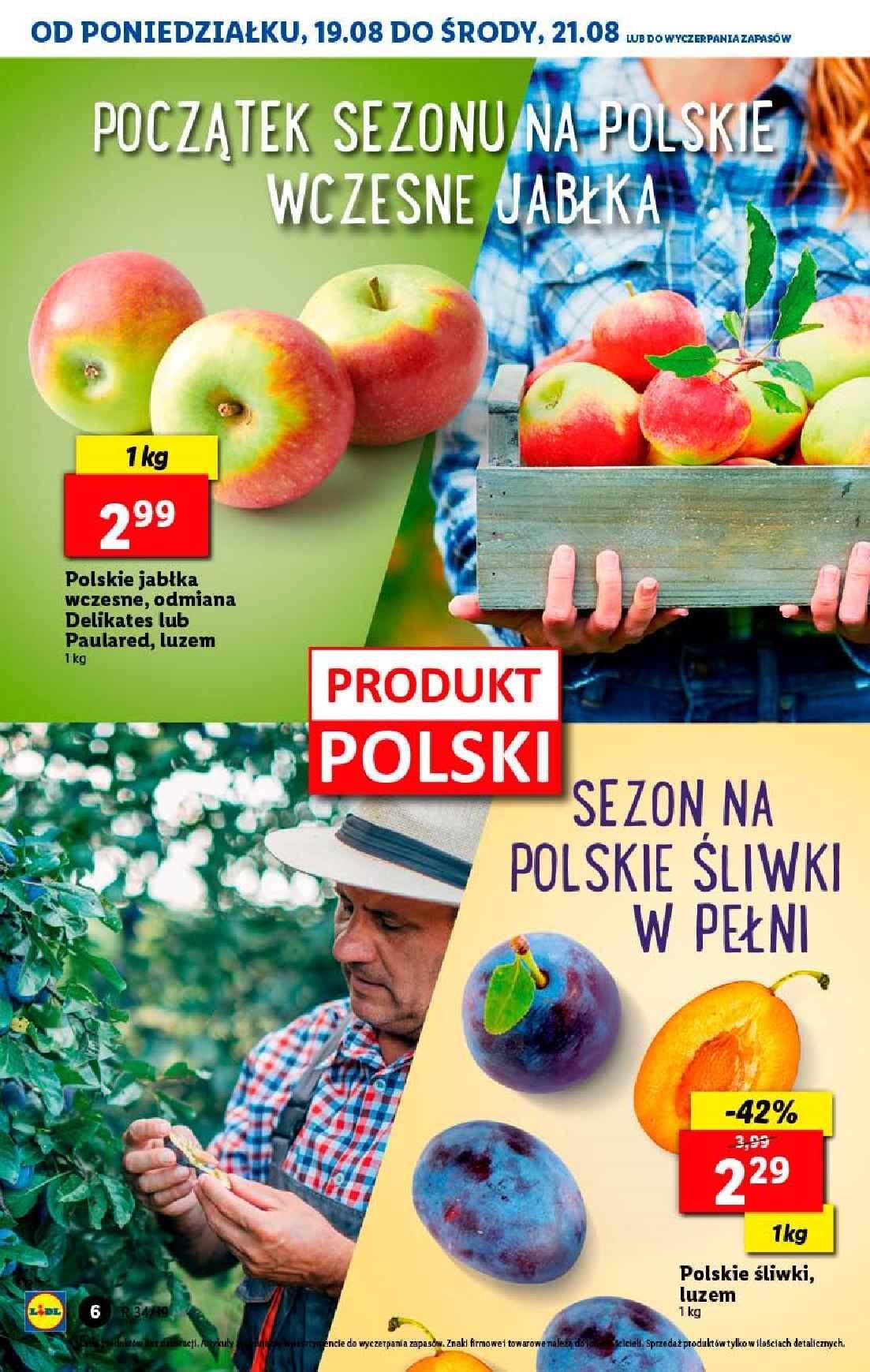 Gazetka promocyjna Lidl do 21/08/2019 str.5
