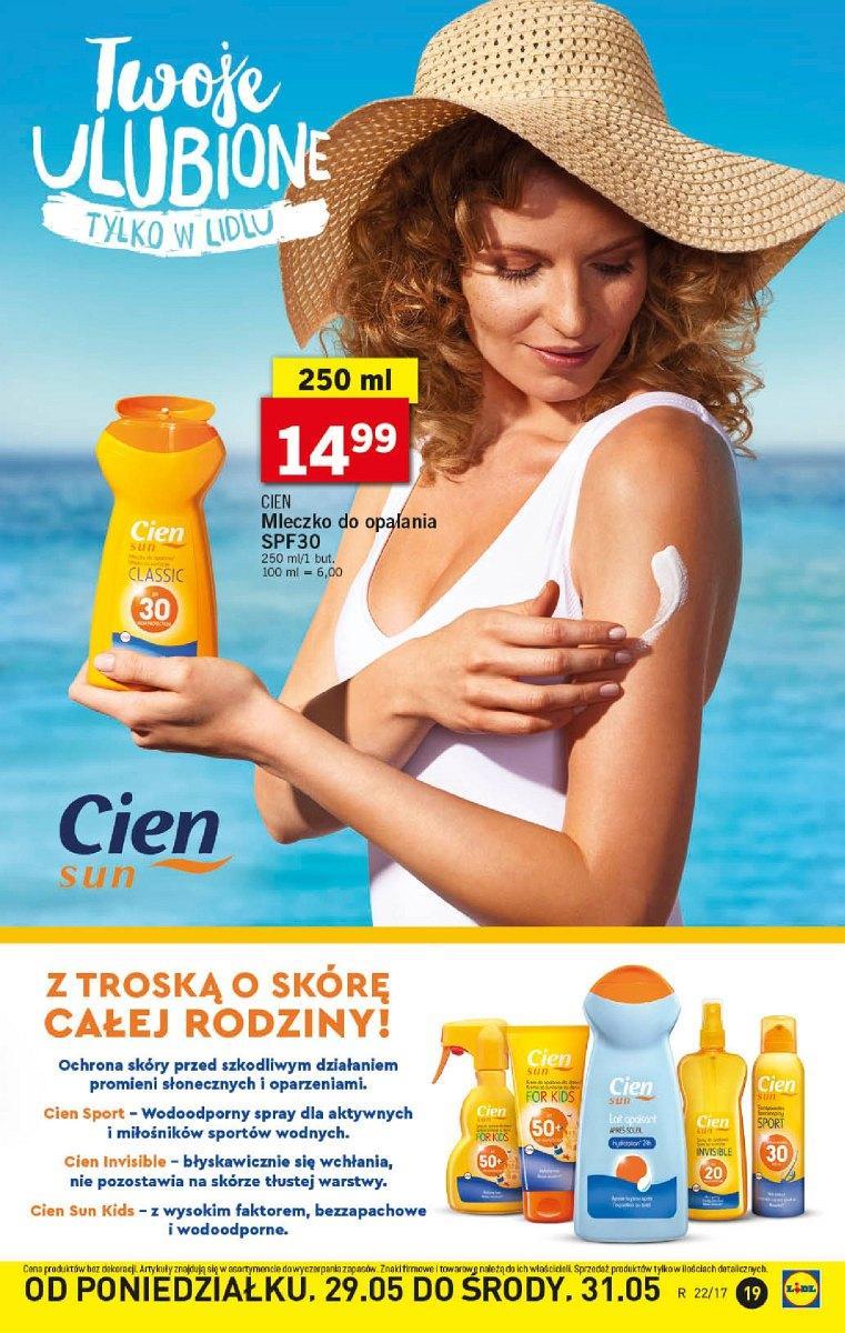 Gazetka promocyjna Lidl do 31/05/2017 str.18